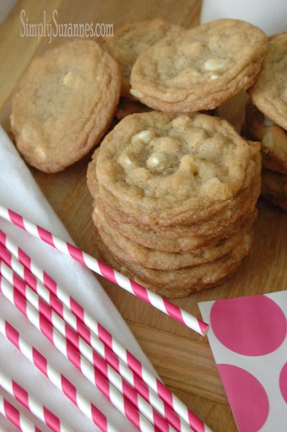 how to make white chocolate macadamia nut cookies