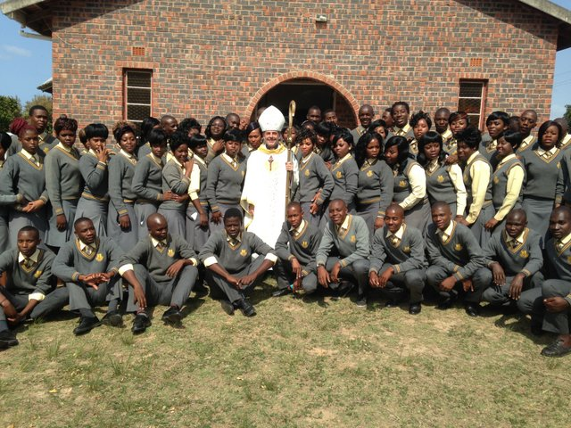 You will always be ours farewell matric 2013 bhubesi like every year around the month of august grade 12 students have their farewell celebrations at star of the sea high school kwangwanase kwazulu natal altavistaventures Image collections