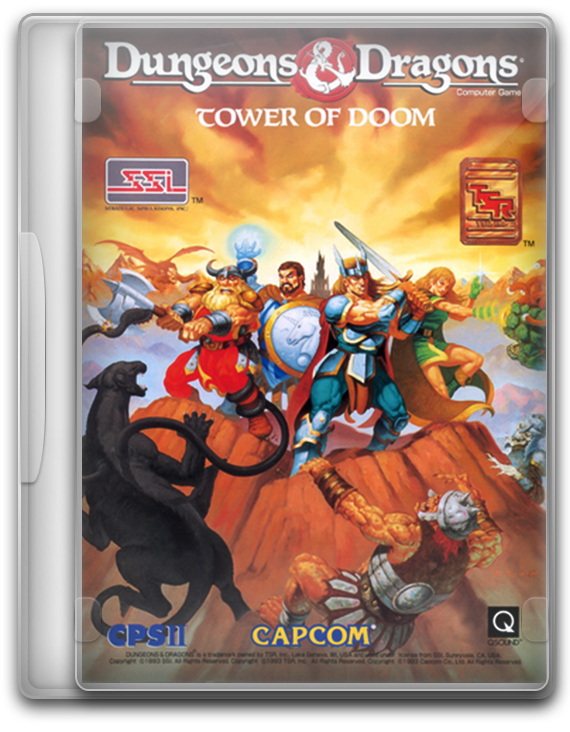 Dungeons & Dragons Tower of Doom
