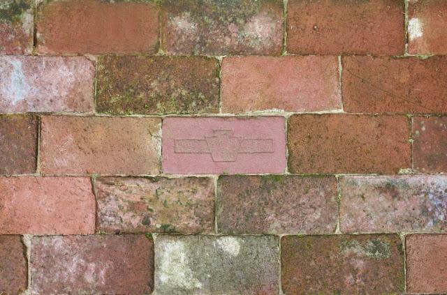 High Street Market: DIY: Antique Brick Pathway