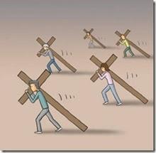 Senhor, ajuda me a levar a minha cruz!