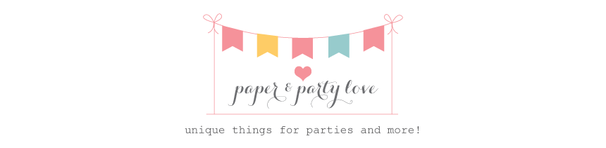 Paper and Party Love