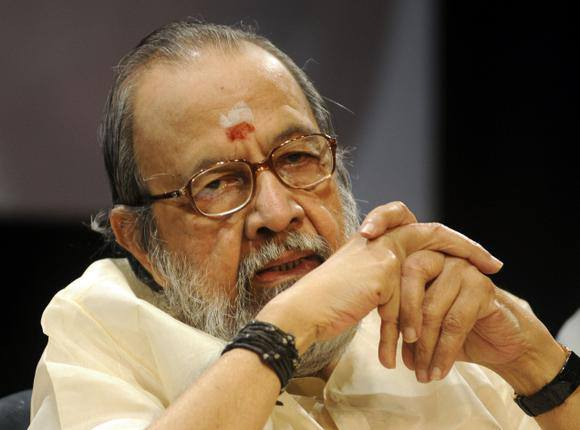 The legendary Tamil poet and lyricist Vaali passed away in chennai few hours ago