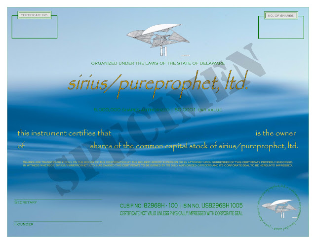 Invest & earn lifetime cash dividends at pureprophet.com