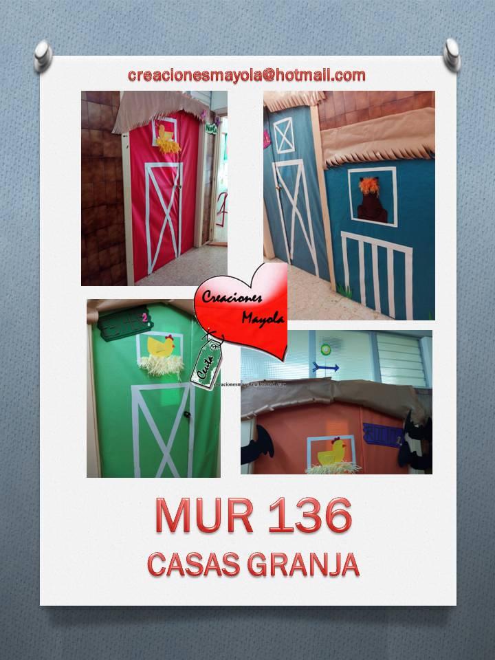 Creaciones mayola puertas decoradas puertas escolares for Puertas escolares decoradas