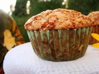"""Muffiny dyniowo-bakaliowe - akcja """"Lubelski kociołek"""""""