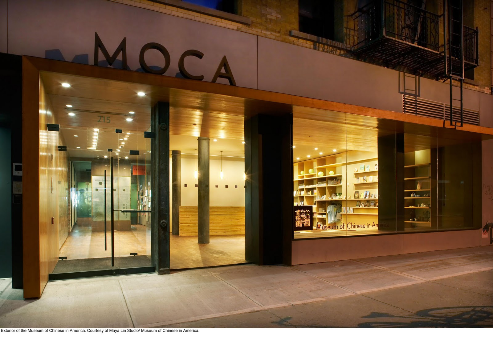 Museum of Chinese in America  Chinatown & Little Italy in New York City New MOCA 2541 2 Lin MOCA120