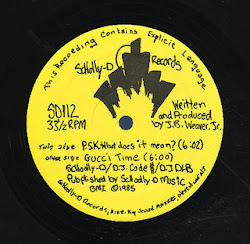 Schoolly D - PSK, What Does It Mean?