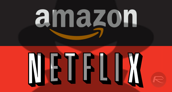 The series 4K Netflix and Amazon have been pirated