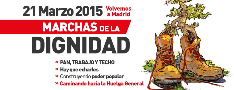 MARCHA DE LA DIGNIDAD #22M ASAMBLEA DE TOLEDO