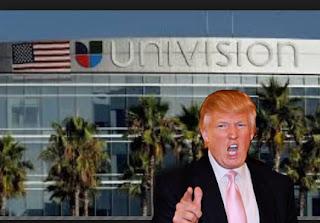 Demanda Donald Trump a Univision por 500 millones