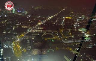 Berlín - Fernsehturm