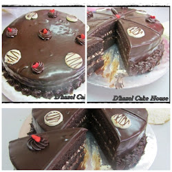 New-Russian black n white cake