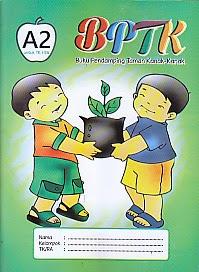 toko buku rahma: buku BPTK A2(Buku Pendamping Taman Kanak-kanan), pengarang tim romiz asiy, penerbit ra