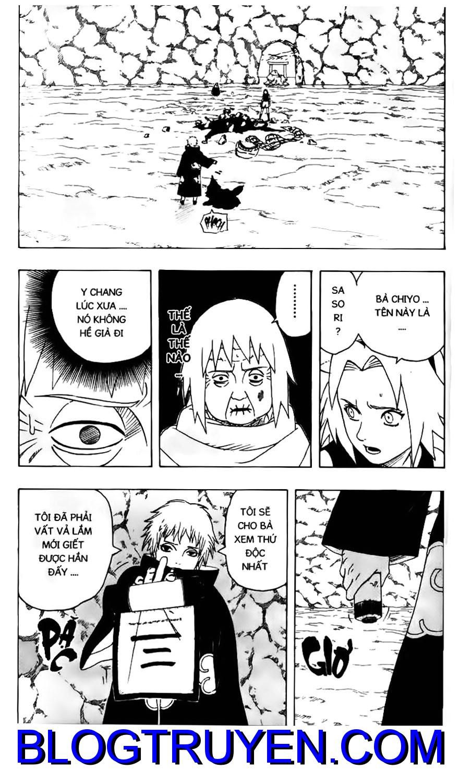 Naruto chap 266 Trang 17 - Mangak.info