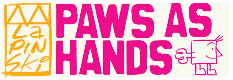 Paws As Hands