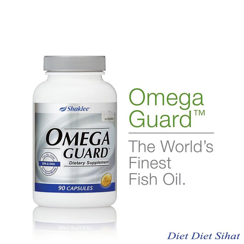 Keunikan Omega Guard Shaklee