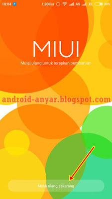 tutorial update ROM MIUI 7 Redmi 2 Prime