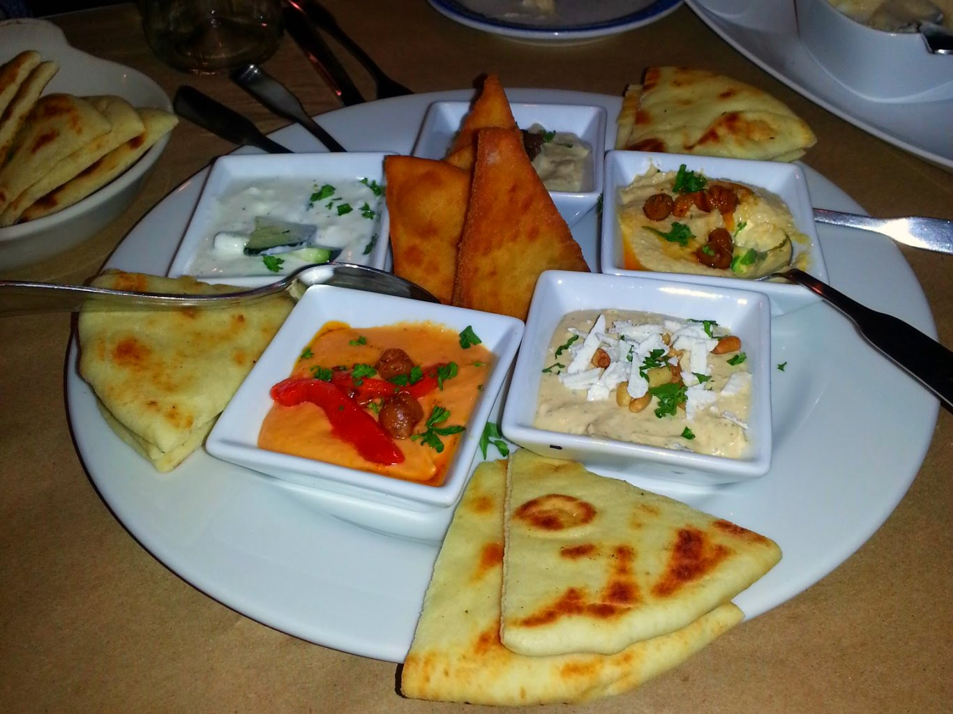 Yanni\'s Greek Restaurant - After the \'Nightmare\' | The Fledgling\'s ...