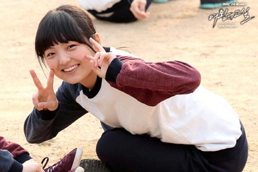 "FOTO SEO SHIN AE dalam DRAMA KOREA ""THE QUEEN'S CLASSROOM"""