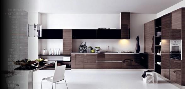 Como Decorar mi Casa: Diseño moderno Minimalista de Cocinas italianas