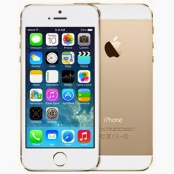 Harga Apple Iphone 5S 32GB Gold : Rp. 10,250,000