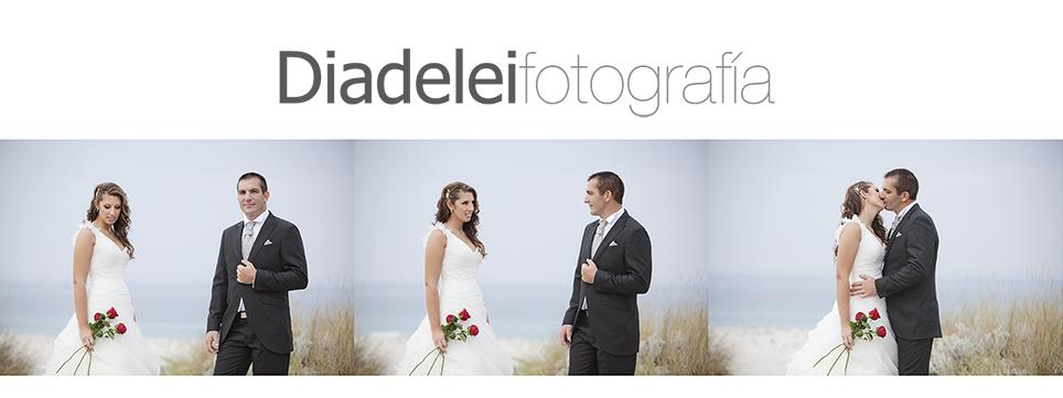Diadelei fotografía. Fotografía de boda. Fotógrafo de boda Galicia