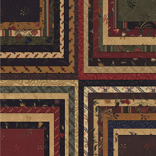 Moda PHEASANT HILL Quilt Fabric by Kansas Troubles Quilters