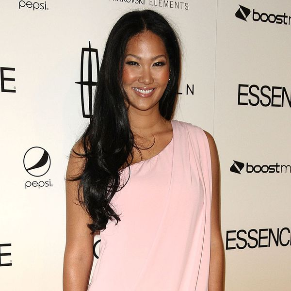 kimora lee simmons chanel model. Former supermodel Kimora Lee