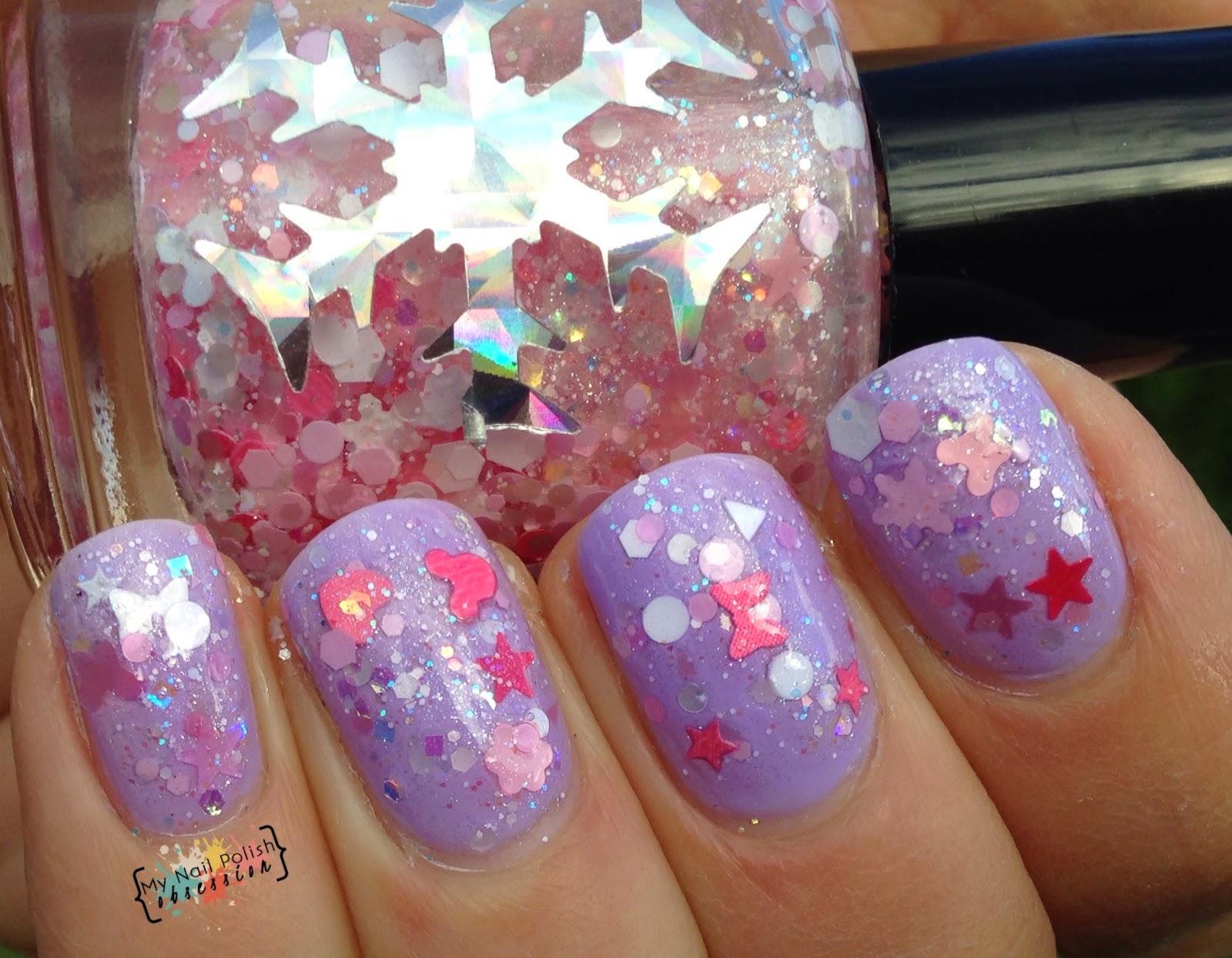 Lumina Lacquer Merry Pinkmas