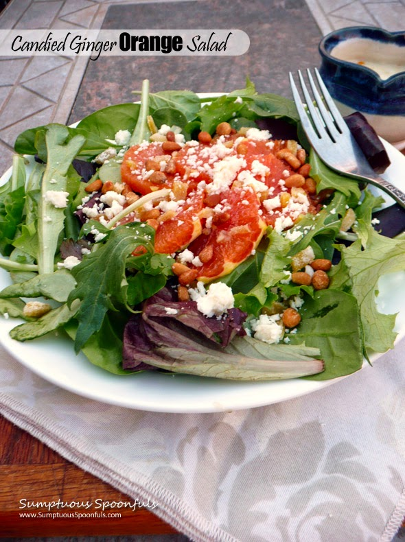 Sweet Potato and Brown Rice Salad from Sumptuous Spoonfuls