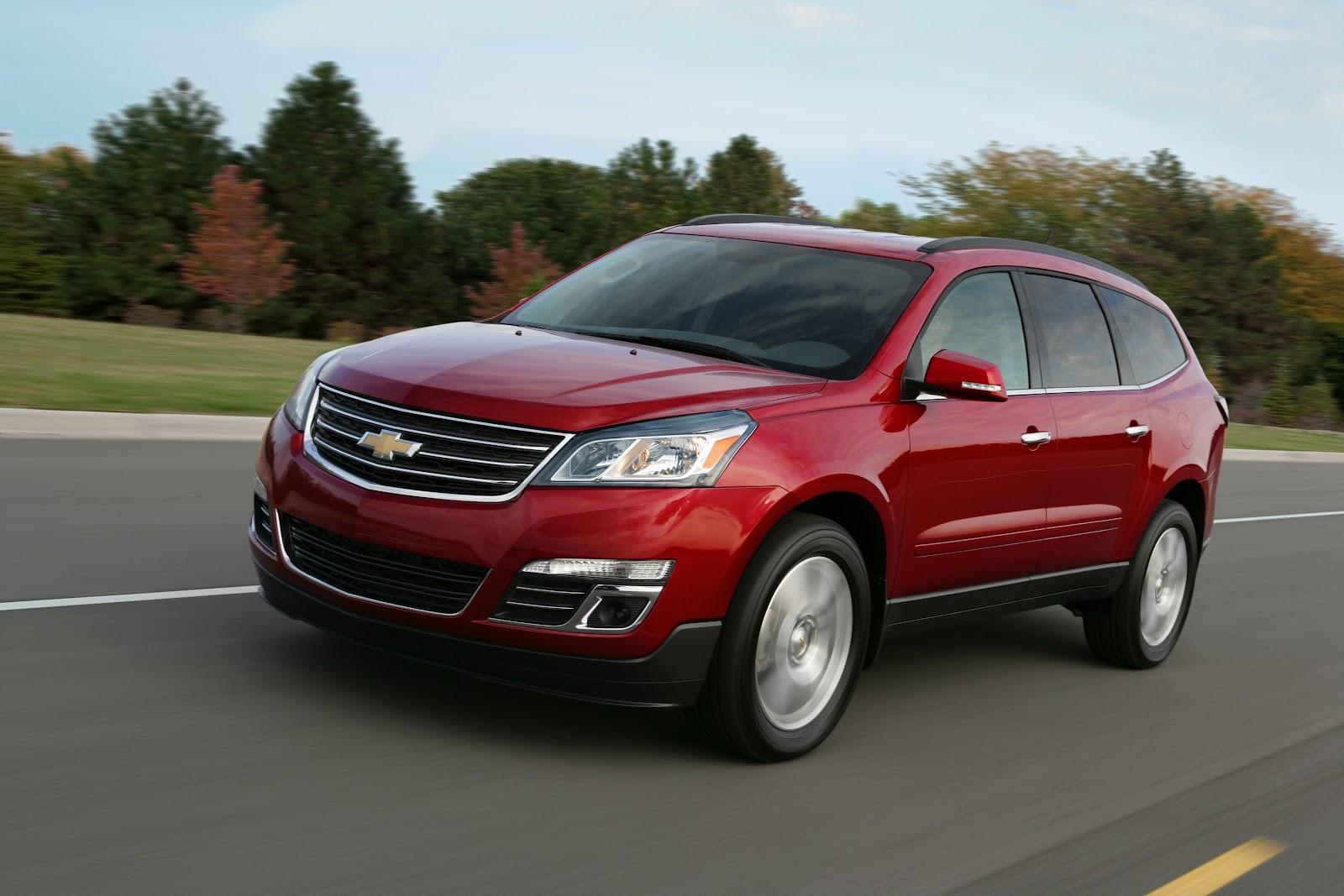 chevrolet - 2009 - [Chevrolet] traverse 2013+chevrolet+traverse+1
