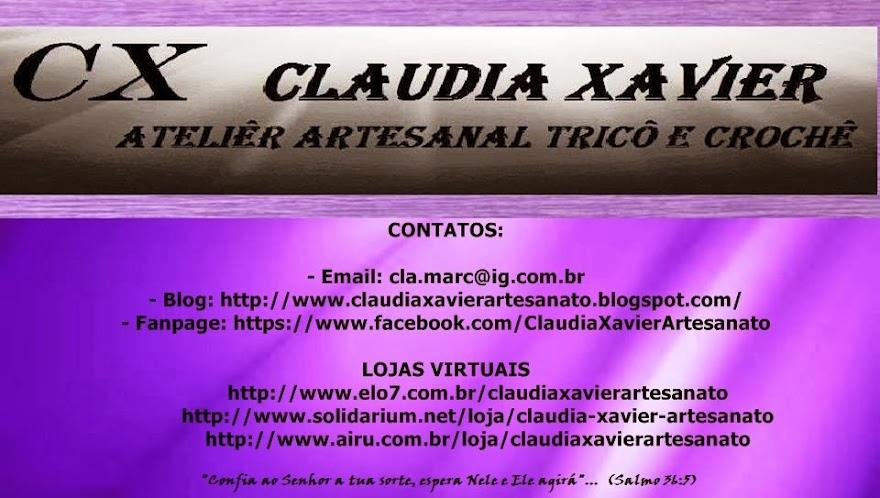 Claudia Xavier Artesanato
