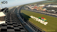 Circuito de daytona para auto club revolution 3