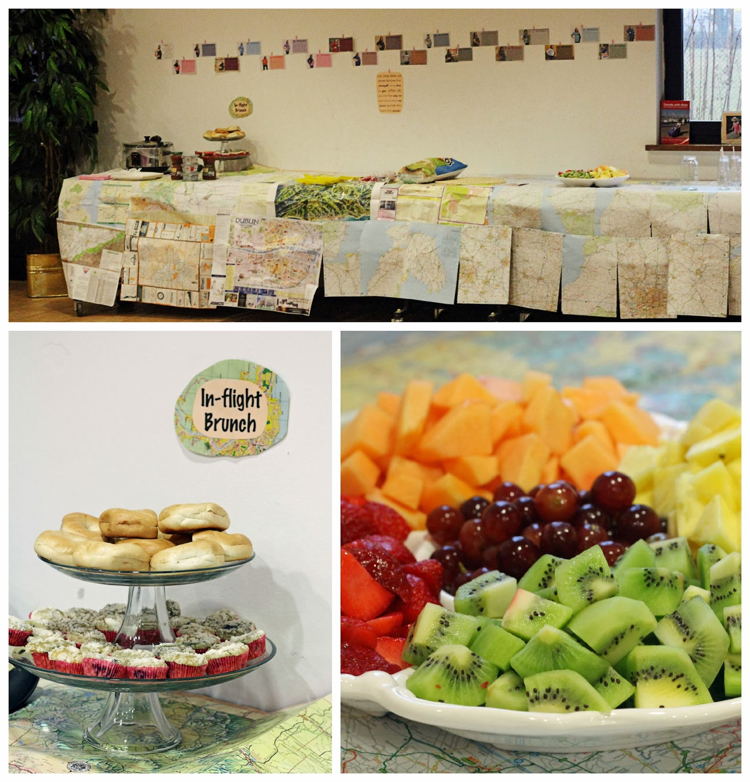 A Travel Themed Baby Shower Jessica Lynn Writes