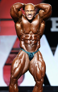 Mr Olympia 2012, 2011 Phil Heath