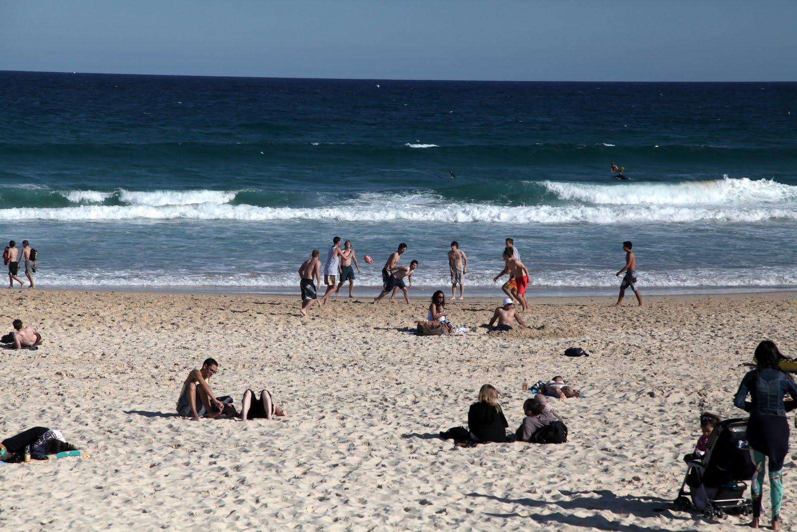 Bondi Beach Weather Year Round