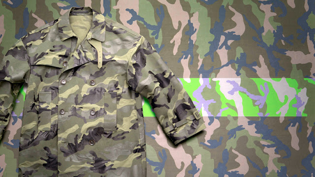Collezione camouflage Valentino