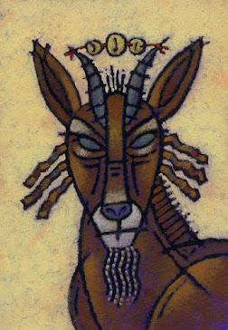 Chinese Zodiac Ram