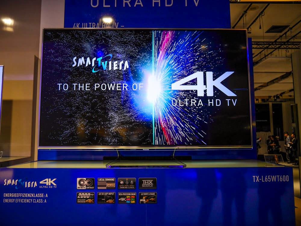 4k television