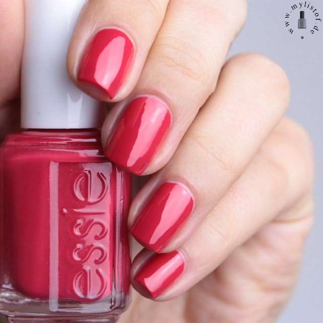 Essie Altitude Attitude Winter 2015 LE Swatch