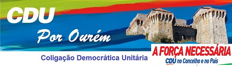 CDU - Por Ourém