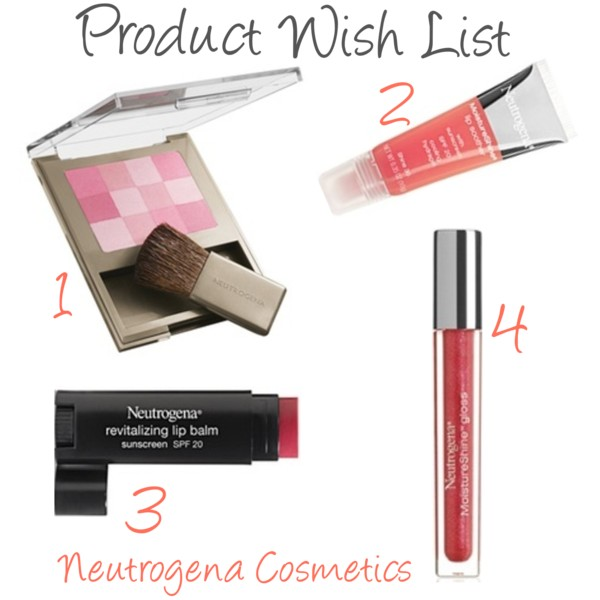 neutrogena healthy look, moistureshine gloss soother, revitalizing lip balm