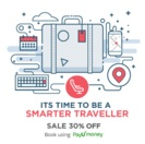 RedBus 30% off on Bus Tickets