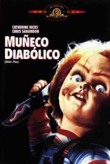 Poster de Chucky: El Muñeco Diabólico