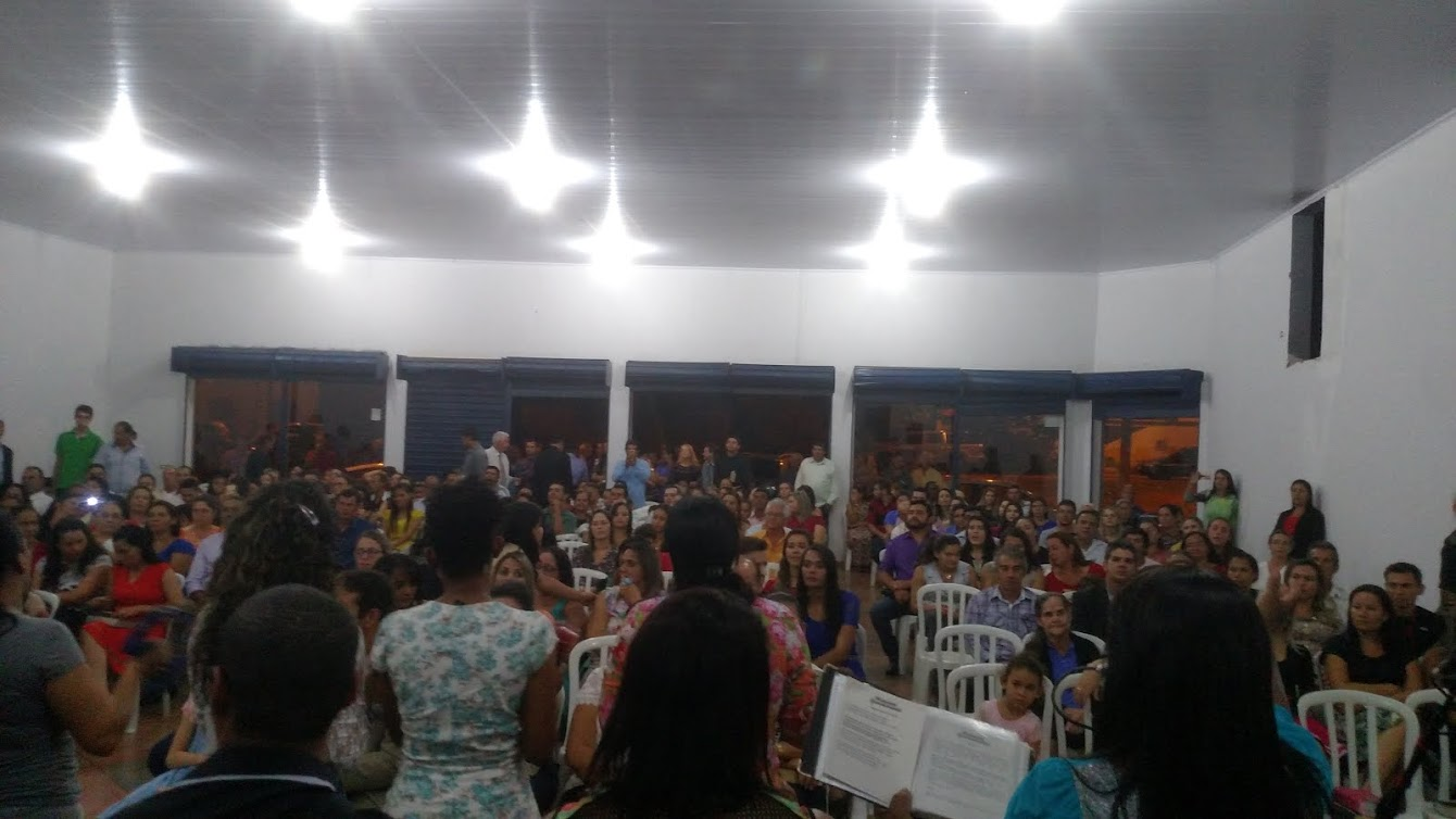 Assembléia de Deus de Bom Jesus de Goiás