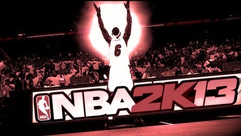 NBA 2K13 Full Official Gameplay Video (OKC Thunder vs Miami Heat)