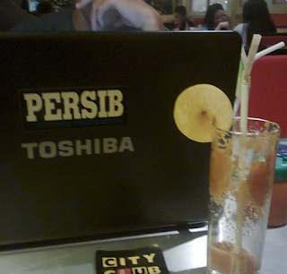 Ngeblog di Kaffe Lombok