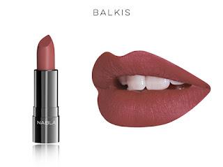 Nabla Cosmetics Balkis lipstick