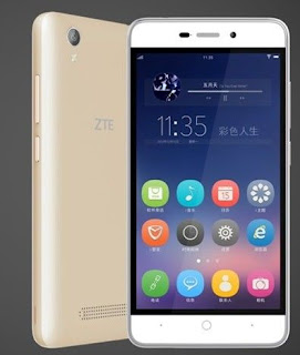 Specification ZTE Q519T, Cheap Price with Giant Battery Capacity 4000 mAh